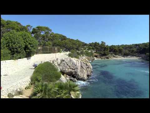 CALA RATJADA - Luftaufnahmen mit DJI Phantom II