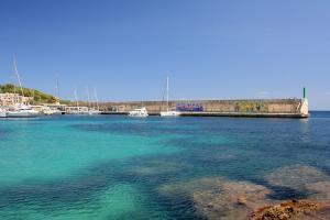 vordere Hafenbereich, Mole