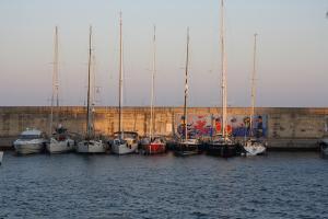 Hafen von Cala Ratjada Abendstimmung