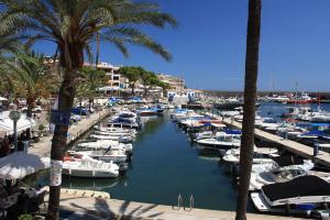 Stimmungsbild Hafen Cala Ratjada